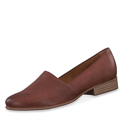 Tamaris 1-24216-20 Damen Slipper Cognac, EU 41