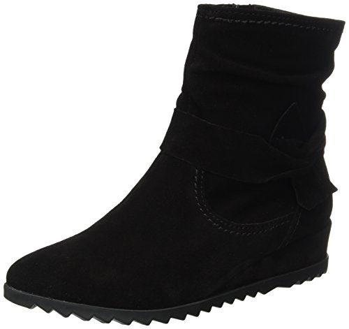 Tamaris Damen 25006 Stiefel, Schwarz (Black), 39 EU