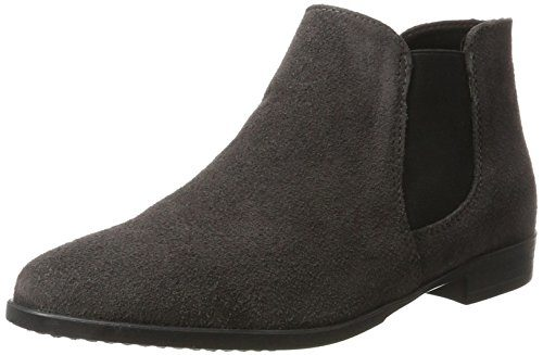 Tamaris Damen 25038 Chelsea Boots, Grau (Anthracite), 39 EU