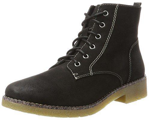 Tamaris Damen 25100 Stiefel, Schwarz (Black), 36 EU
