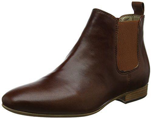 Tamaris Damen 25323 Chelsea Boots, Braun (Cognac 305), 38 EU