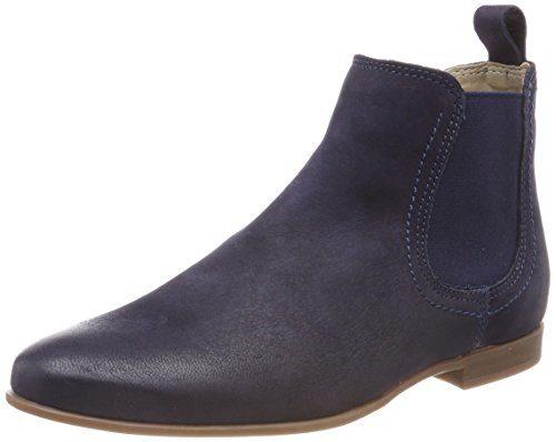 Tamaris Damen 25334 Chelsea Boots, Blau (Navy), 40 EU
