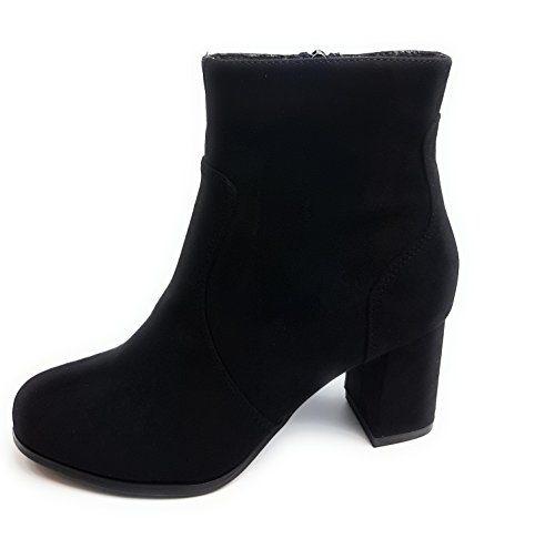 Tamaris Damen 25337 Stiefel, Schwarz (Black), 40 EU