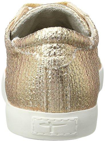 Tamaris Damen 23635 Sneakers, Gold (Rose Metallic 952), 37 EU