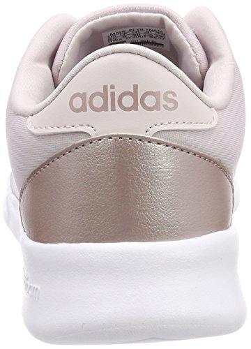 adidas Damen Cloudfoam QT Racer Fitnessschuhe, Violett (Ice Purple F16/Vapour Grey Met.f16/Vapour Grey F16 Ice Purple F16/Vapour Grey Met.f16/Vapour Grey F16), 40 EU