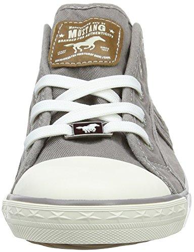 Mustang Damen 1099-302 Sneaker, Grau (Silbergrau), 39 EU