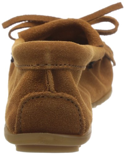 Minnetonka Kilty Moc, Damen Mokassin, Braun (Brown 2), 41 EU