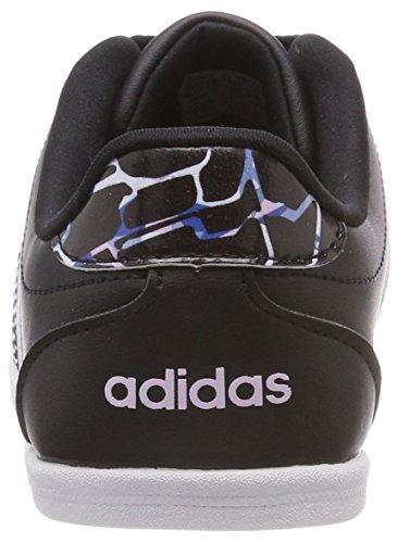 adidas Damen Vs Coneo QT Fitnessschuhe, Schwarz (Core Black/Aero Pink S18), 38 2/3 EU