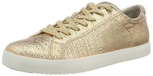 Tamaris Damen 23635 Sneakers, Gold (Rose Metallic 952), 37 EU