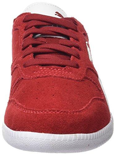 Puma Unisex-Erwachsene Icra Trainer SD Sneaker, Rot (Red Dahlia White), 39 EU