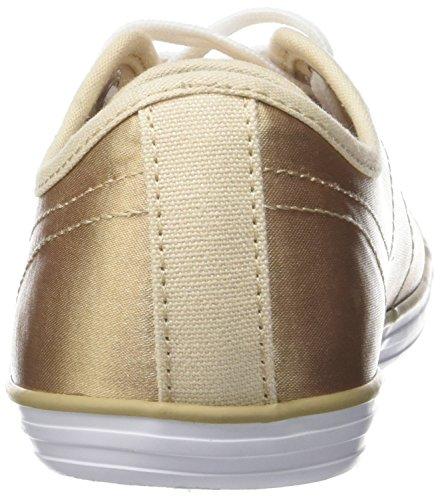 Lacoste Damen Ziane Sneaker 118 2 Caw, Gold (or Gld/WHT), 38 EU