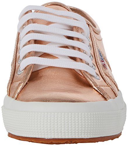 Superga 2750 Cotmetu, Damen Low-Top Sneaker, Gold (Rose Gold), 39 EU (5.5 UK)