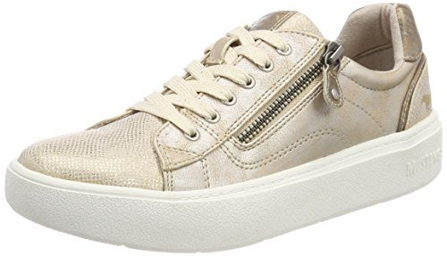 Mustang Damen 1268-304-699 Sneaker, Gold (Gold), 38 EU