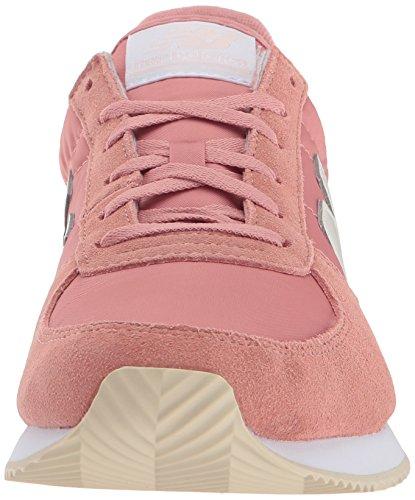 New Balance Damen WL220 Sneaker, Pink (Dusted Peach/WL220RA), 40 EU