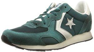 Converse 148535CS, Unisex-Erwachsene Schuhe, Grün - Blau/Weiß (Deep Teal/Off White) - Größe: EU 41