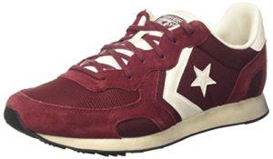 Converse Herren Auckland Racer OX Sneakers, Rot (Maroon/Maroon/Natural), 38.5 EU