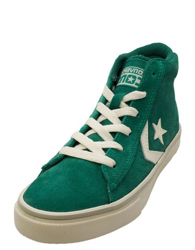 Converse Pro Leather Vulc Mid Suede unisex kinder, leder, sneaker high, 31 EU