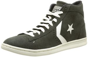 Converse Sneaker Pro Leather Lp Mid Suede grau EU 38 (US 5.5)