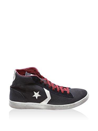Converse Unisex-Erwachsene Pro Hightop Sneaker, Schwarz, 38 EU
