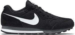 Nike Md Runner 2, Herren Gymnastikschuhe, Schwarz (Black/White-Anthracite 010), 45.5 EU
