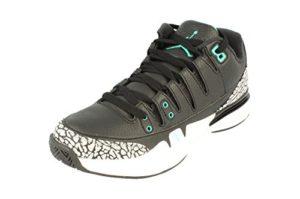 Nike Zoom Vapor RF X AJ3Herren Sportschuhe 709998Sneakers Schuhe, Schwarz - Black Clear Jade White 031 - Größe: 41 EU