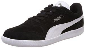 Puma Icra Trainer SD, Unisex-Erwachsene Sneakers, Schwarz (Black-White 16), 43 EU (9 Erwachsene UK)
