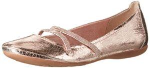 Tamaris Damen 22110 Geschlossene Ballerinas, Pink (LT.Rose Crack 516), 38 EU
