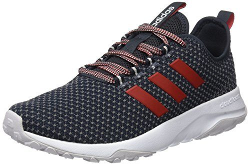 adidas Herren Cloudfoam Superflex TR Gymnastikschuhe, Grau (Carbon S18/Core Red S17/Grey Four F17 Carbon S18/Core Red S17/Grey Four F17), 42 EU