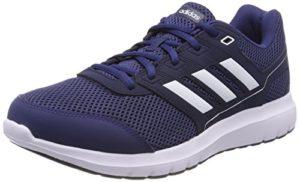 adidas Herren Duramo Lite 2.0 Traillaufschuhe, Blau (Indnob/Ftwbla/Maruni 000), 43 1/3 EU