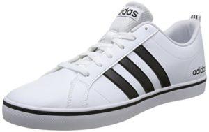 adidas Herren Pace VS AW4594 Fitnessschuhe, Weiß (Ftwbla/Negbás/Azul 000), 44 EU