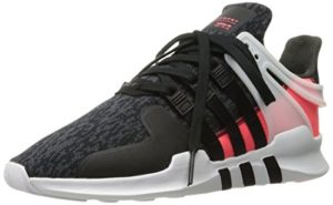 adidas Herren-Sportschuh EQT Support Advance BB1302, Schwarz/Weiß/Pink, Gr. 44