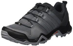 adidas Herren Terrex AX2R Traillaufschuhe, Grau (Carbon/Gricua/Limsol 000), 44 EU