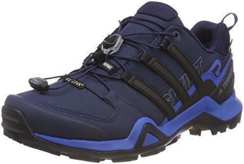 adidas Herren Terrex Swift R2 GTX Trekking-& Wanderhalbschuhe, Blau (Maruni/Negbas / Belazu 000), 45 1/3 EU