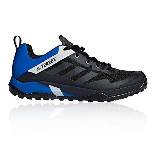 adidas Herren Terrex Trail Cross SL Traillaufschuhe, Schwarz (Negbas/Carbon/Belazu 000), 44 2/3 EU