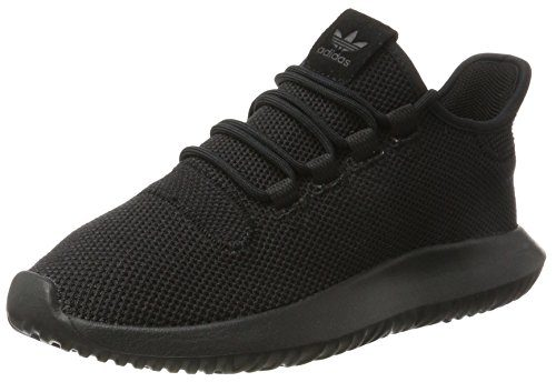 adidas Herren Tubular Shadow Fitnessschuhe, Schwarz (Core Black/FTWR White/Core Black), 44 EU