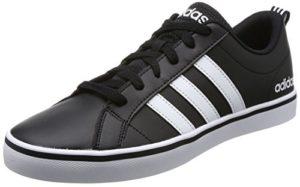 adidas Herren VS Pace Fitnessschuhe, Schwarz (Negbas/Ftwbla/Escarl 000), 43 1/3 EU