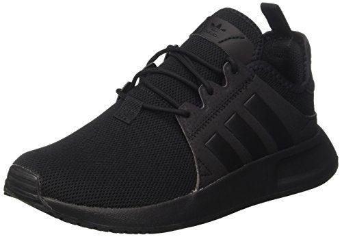 adidas Jungen X_PLR J By9879 Fitnessschuhe, Schwarz (Negbas 000), 40 EU
