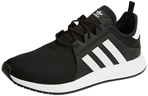 adidas Originals Herren X_PLR Sneaker, Schwarz (Core Black/FTWR White/Core Black), 41 1/3 EU