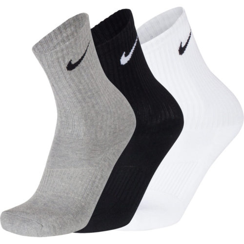 Nike DRI-FIT FASHION CREW FREIZEITSOCKEN 3ER PACK - Unisex Socken