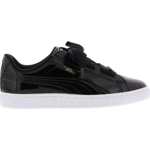 Puma BASKET HEART PATENT - Kinder Sneaker