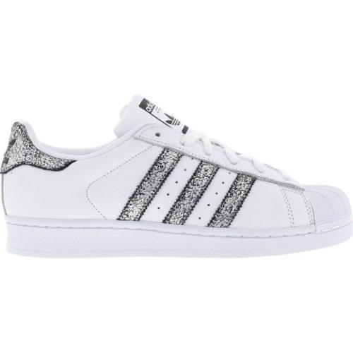 adidas ORIGINALS SUPERSTAR GLITTER - Damen Sneaker