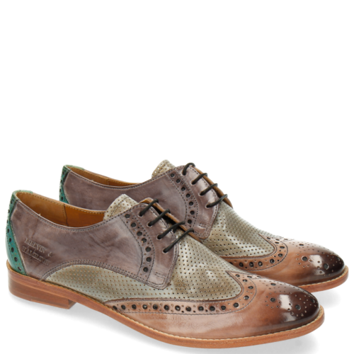 Melvin & Hamilton SALE Amelie 3 Derby Schuhe