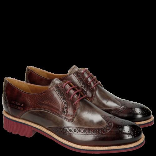Melvin & Hamilton Amelie 3 Damen Derby Schuhe