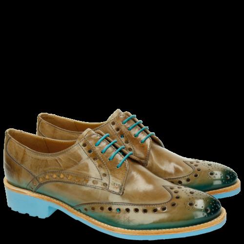 Melvin & Hamilton SALE Amelie 6 Derby Schuhe