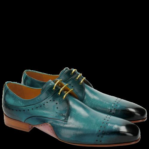 Melvin & Hamilton SALE Ethan 14 Derby Schuhe