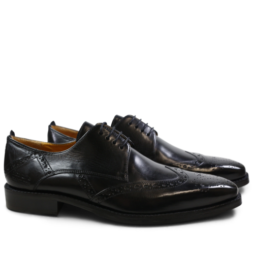 Melvin & Hamilton Nicolas 3 Herren Derby Schuhe