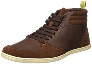 Boxfresh Herren EPLETT Hohe Sneaker, (Braun), 41 EU