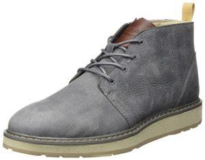 Boxfresh Herren GARREIS Hohe Sneaker, (Grau), 44 EU