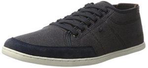 Boxfresh Herren Sparko SH WSD CNVS/SDE NVY Sneaker, (Blau), 42 EU