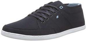Boxfresh SPARKO ICN RIP NYL, Herren Sneakers, Blau (NAVY/TOURMALINE), 46 EU